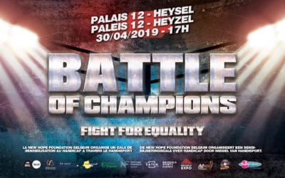 Battle of Champions – Fight For Equality