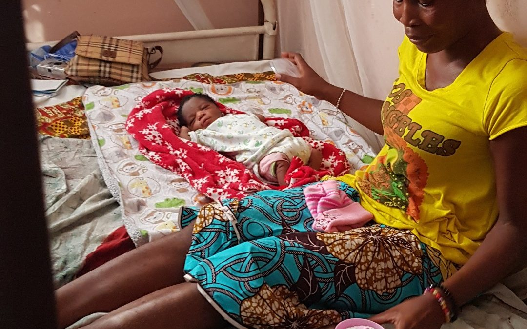 Medical support project in maternity departments – DRC / Kinshasa (2019 – today)