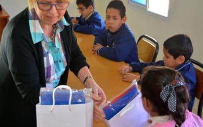 Soutien matériel pour étudiants déficients visuels au Maroc (2012 – 2015)